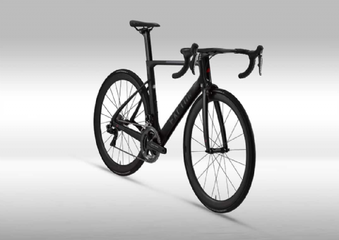 Factor One Complete Di2 Bike - Dura Ace 9070 - 54cm -Stealth Black